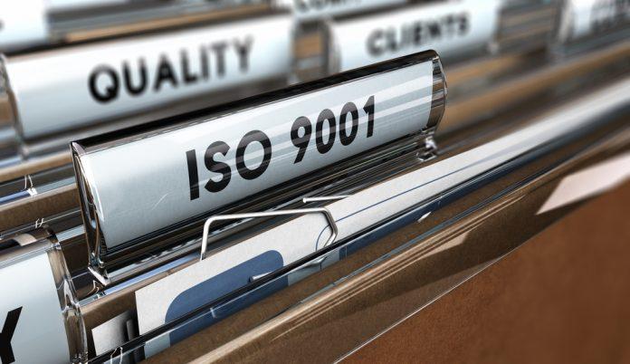 Normas ISO 9001 calidad
