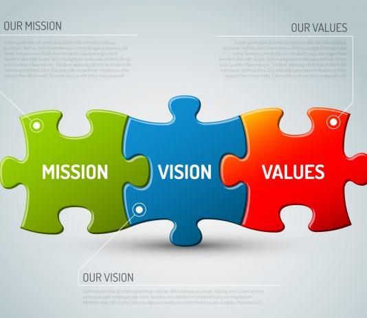 Valores, mision y visión de empresa